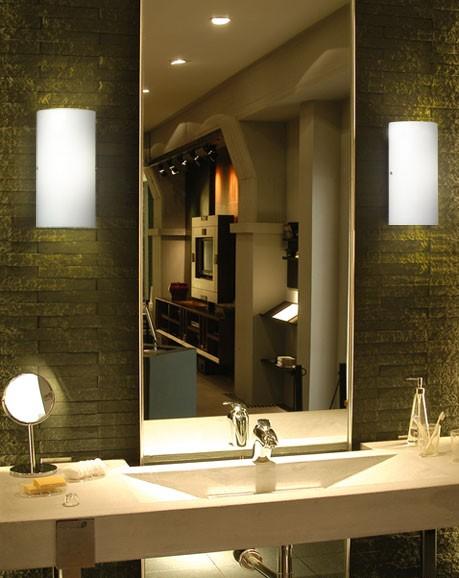 Iluminacion Baño Moderno:Luces De Espejos Para Banos